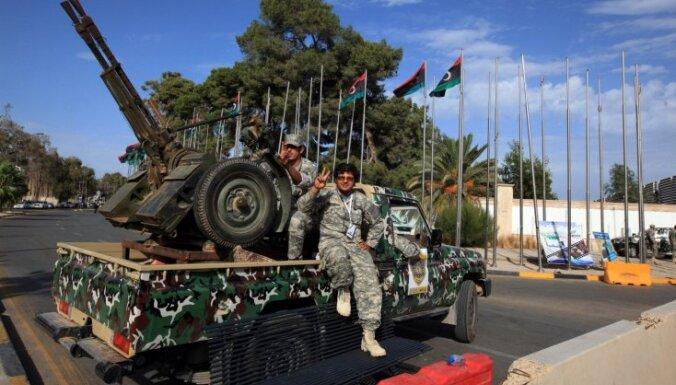 Ливийский парламент приостановил работу из-за покушения