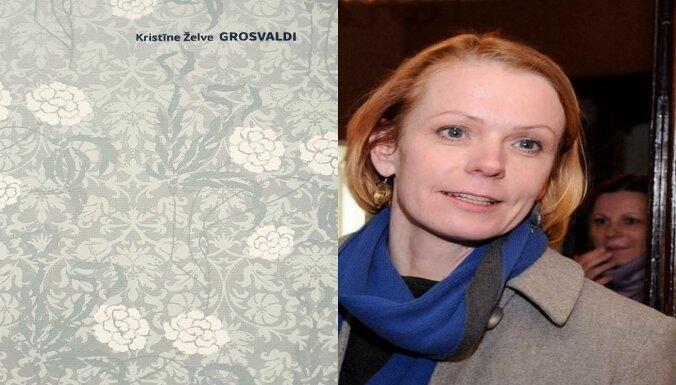 Klajā nācis Kristīnes Želves romāns par Grosvaldu ģimeni