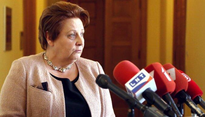 Страуюма: наши госслужащие испытывают дискомфорт от бюджета Эстонии