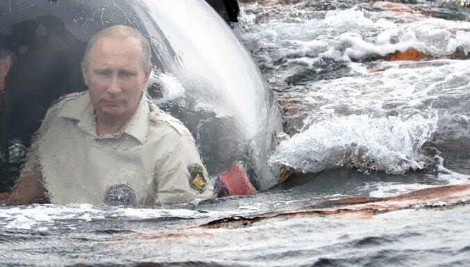 Посол Украины в Латвии: батискаф с Путиным — удачный образ для России