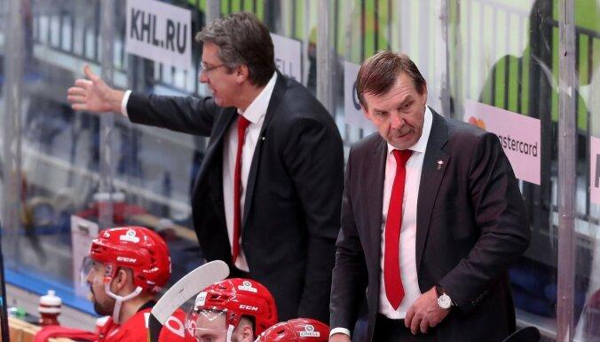 'Spartak' pēcspēles metienos Maskavas derbijā pieveic 'Dinamo'