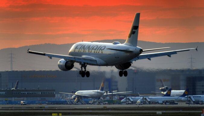 Igaunija un Somija veidos kopīgu lidojumu vadības dienestu