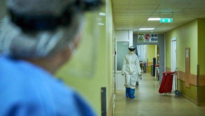 Latvijā ar Covid-19 inficējušies 482 cilvēki; reģistrēti 12 nāves gadījumi