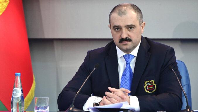 Лукашенко передал управление Олимпийским комитетом Беларуси старшему сыну