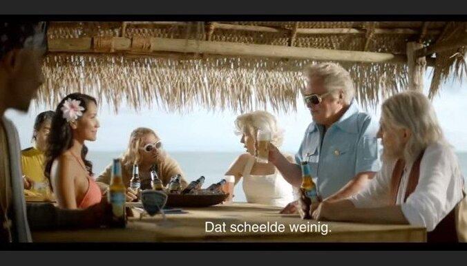 Alus reklāmā atdzīvina Elvisu, Merilinu Monro, Brūsu Lī un citus pāragri mirušos