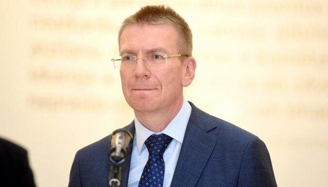 Rinkēvičs: ES varēs piemērot sankcijas par smagiem cilvēktiesību pārkāpumiem