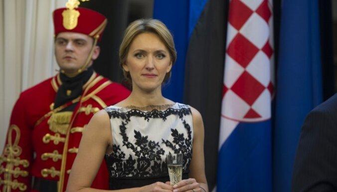 """""""Для развития/За!"""" выдвинет в Европарламент жену экс-президента Эстонии Ильвеса"""
