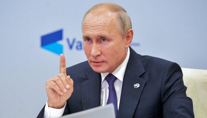 Путин уволил трех министров. Новых назначат по новой процедуре