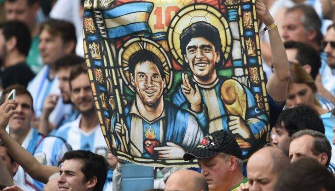 Argentinas fans CW2010