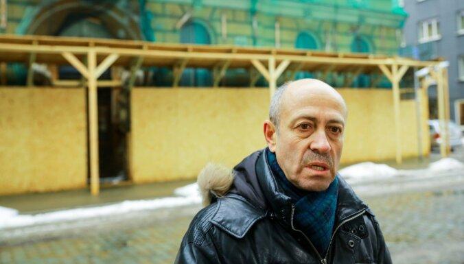 """Запрос """"Согласия"""" об отставке Бурова будет рассматриваться через две недели вместе с бюджетом Риги"""