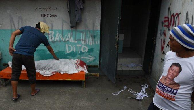 На Филиппинах расследуют убийство дочери английского аристократа