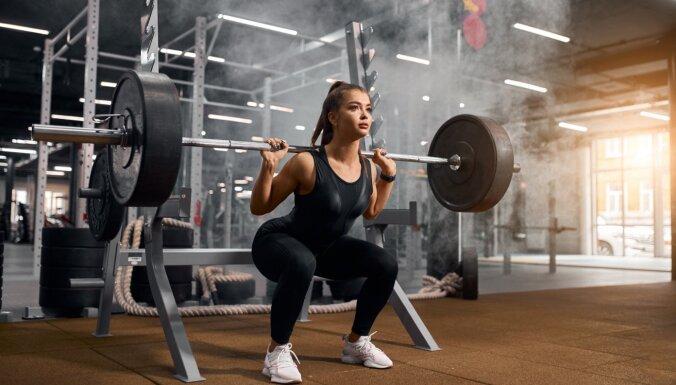 Spēka treniņi skaistiem un spēcīgiem muskuļiem: biežākās kļūdas un ieteikumi iesācējiem