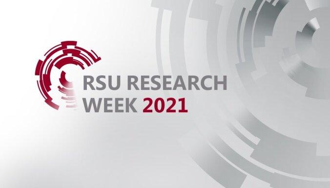 RSU aicina uz starptautisku konferenču maratonu – Zinātnes nedēļu
