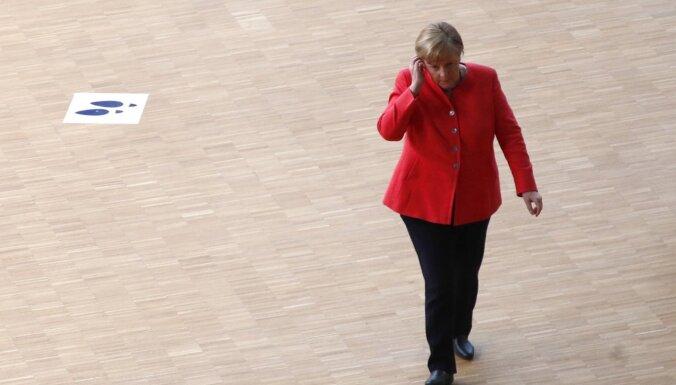 Ангела Меркель выступает за продление локдауна в Германии на апрель