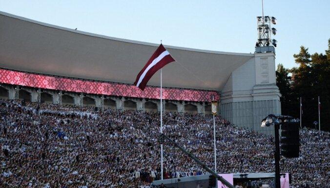 Sporta saime dziedās: ar ambiciozu mērķi dibināts olimpiešu koris
