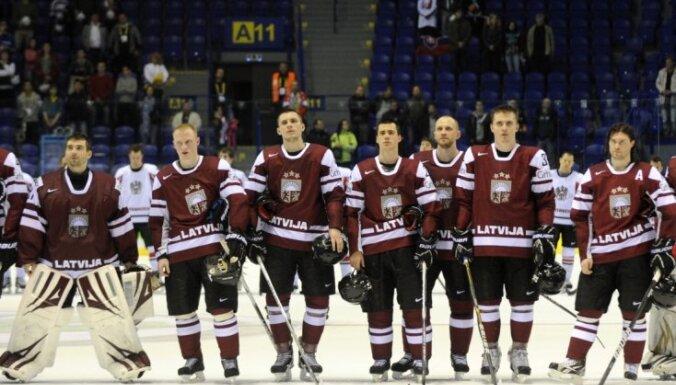 Хоккейная сборная Латвии сыграет в апреле с Россией, билеты в продаже