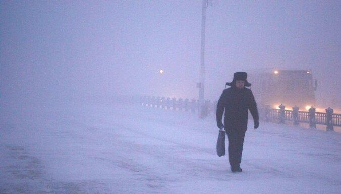 За сутки на улицах обнаружены четверо пьяных замерзших людей