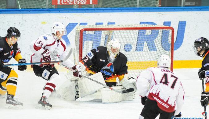 Almaz - HK Riga