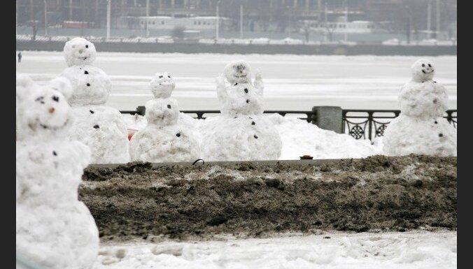 Rīga janvārī bijusi pievilcīgs tūristu galamērķis