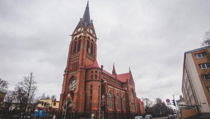 Foto: Jelgavas katedrāle – viena no lielākajām pilsētas sakrālajām celtnēm