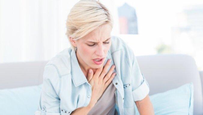 Три совета, которые могут спасти вам жизнь до приезда скорой, если вы задыхаетесь