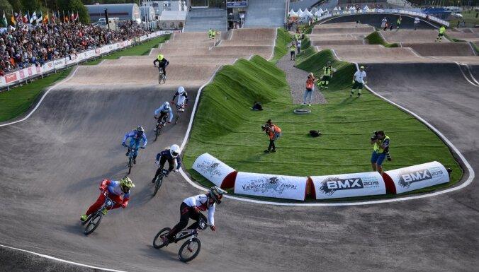 Eiropas BMX čempionāts Latvijas ekonomikai piesaistījis 815 000 eiro