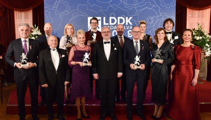 Foto: LDDK gada balvas svinīgā pasniegšanas ceremonija