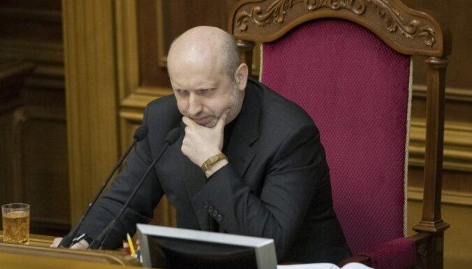 Ukraina dod 'zaļo gaismu' Donbasa attīrīšanai no teroristiem