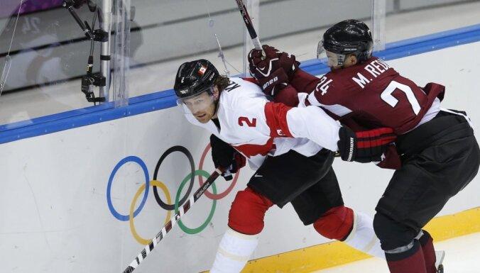 Сборная Латвии по хоккею опустилась в рейтинге ИИХФ, россияне — вторые