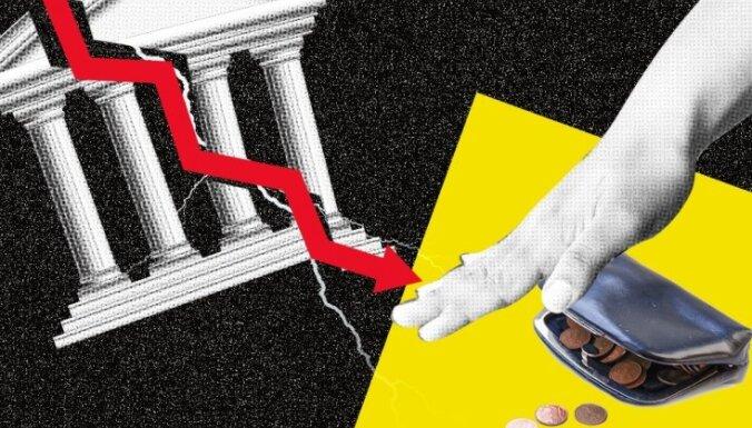 Экономист Swedbank: Covid-19 в этом году вгонит экспорт в двузначные минусы
