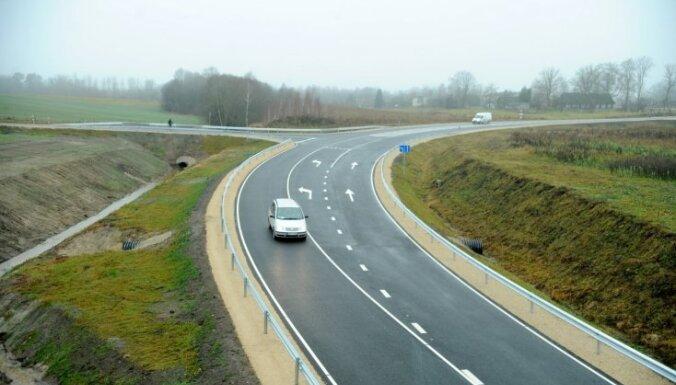 Очередной антирекорд на шоссе Тинужи— Кокнесе: лихач гнал на 165 км/ч