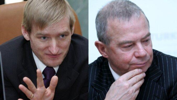 Суд не заставит Спруджса ответить на вопросы Лембергса