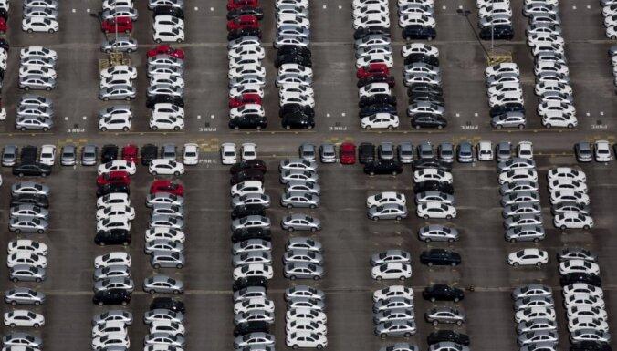Vācija liek atsaukt visus VW dīzeļautomobiļus ar falsificējošo programmatūru