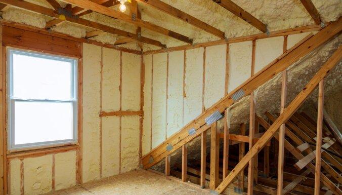 Siltumizolācijas putu kaitīgums, siltināšana un kļūdas: ekobūvnieka padomi māju būvniecībā
