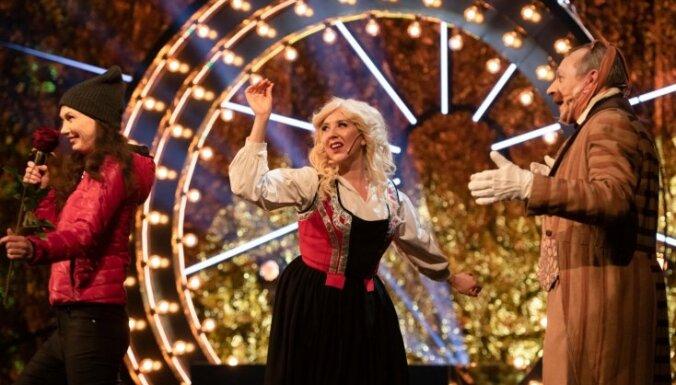 Foto: Nacionālajā teātrī notiks Teātra dienas koncerts 'Divi vienā'