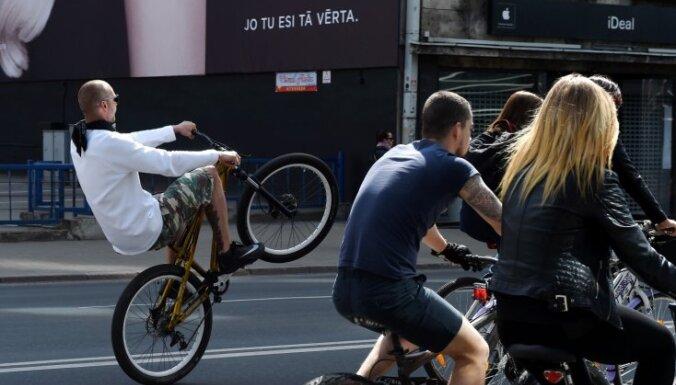 ДБДД: конфликтов между велосипедистами и пешеходами стало меньше