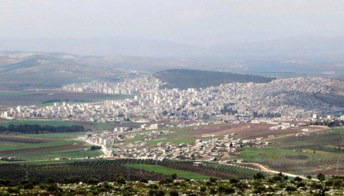 Kurdi Afrīnā aiztur no Sīrijas uz Turciju bēgošus džihādistus