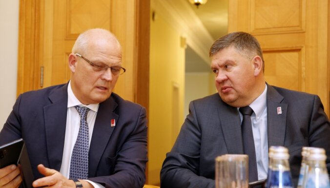 Калвитис: для проведения ЧМ-2021 по хоккею в Риге необходимо несколько миллионов евро