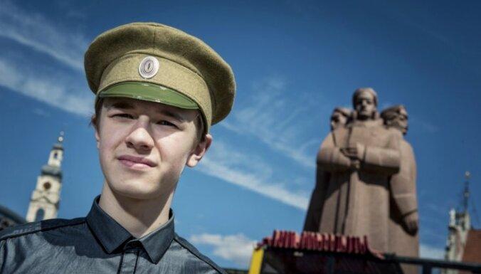 Izvēlēti galvenie aktieri vērienīgajai Latvijas kara filmai 'Dvēseļu putenis'