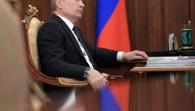 Две трети россиян пожелали победы Путина на президентских выборах
