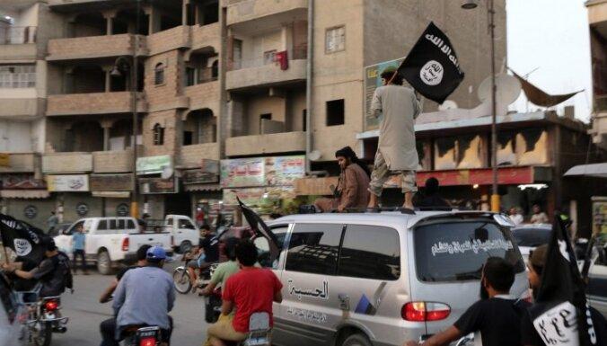 Vācija noraida Eiropas karavīru nosūtīšanu uz Sīriju cīņā pret 'Daesh'