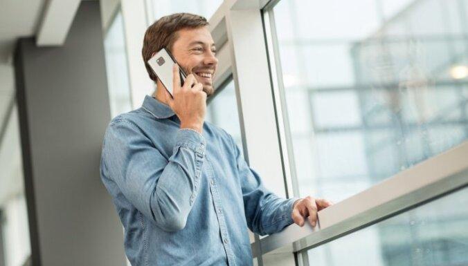 Armands Broks: Viens no maniem būtiskākajiem darba rīkiem ir mans tālrunis