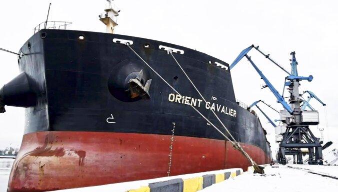 Обслуживание судов Capesize в Рижском порту открывает доступ к рынкам дальних стран