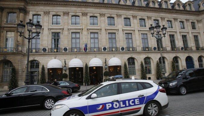 Ограбление в Париже: грабители растеряли драгоценности на 4 млн евро во время бегства