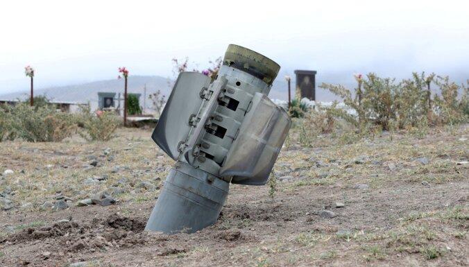 Армения и Азербайджан объявили о новом перемирии в Нагорном Карабахе