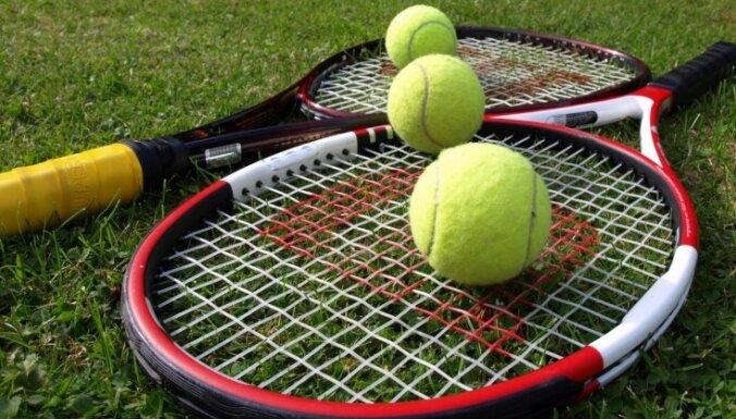 15 Latvijas tenisisti pārvar 'Riga Open' pirmo kārtu