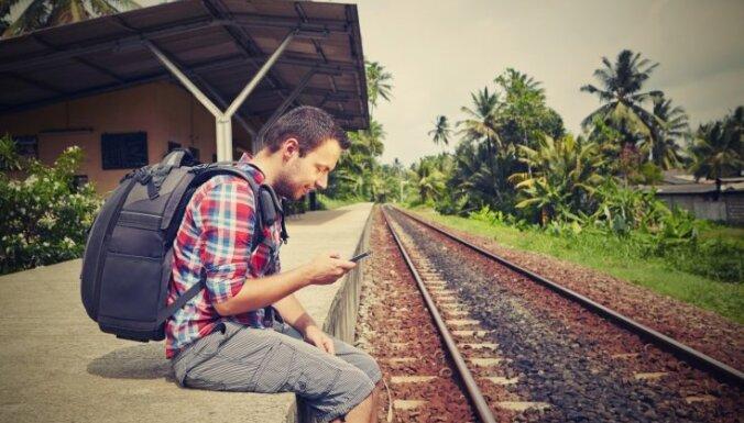 Aplikācijas ceļotājiem, kuru lietošanai nav nepieciešams internets