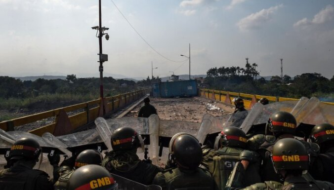 """Госсек США: """"Дни пребывания Мадуро у власти в Венесуэле сочтены"""""""
