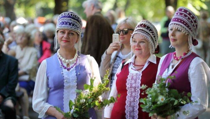 Минкульт: нацменьшинства на 17 процентных пунктов сильнее ощутили причастность к Латвии