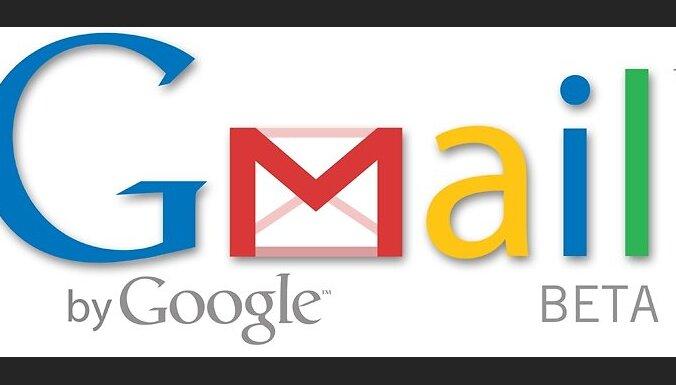 Irānā atjaunota piekļuve 'Gmail' e-pastam
